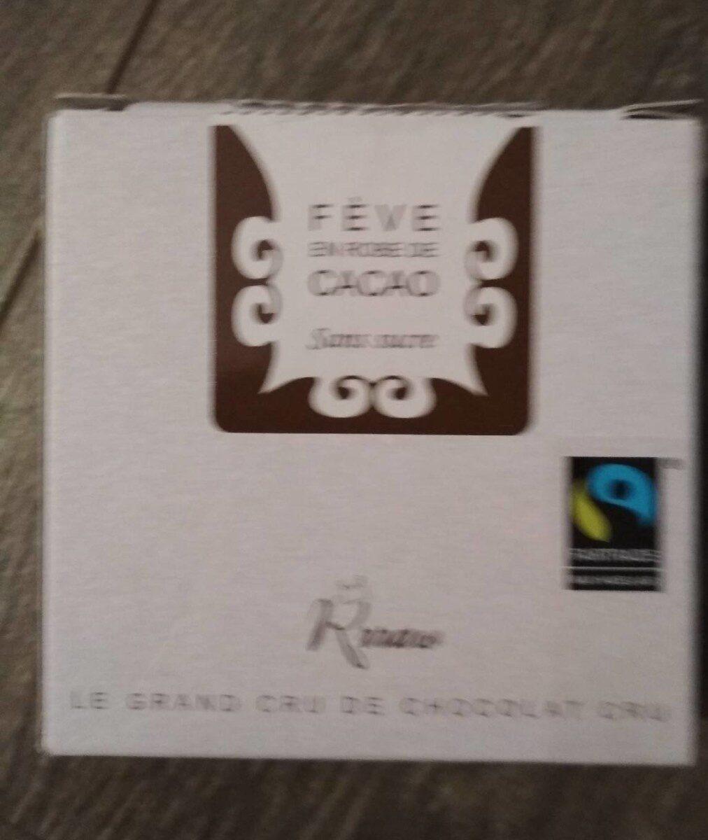 Fève en robe de cacao - Prodotto - fr