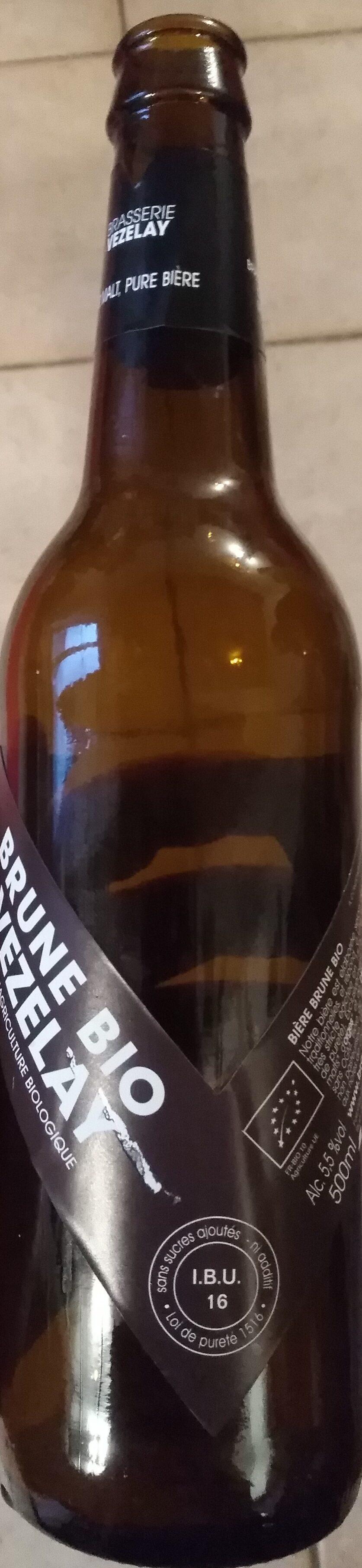 Brune Bio de Vezelay - Product - fr