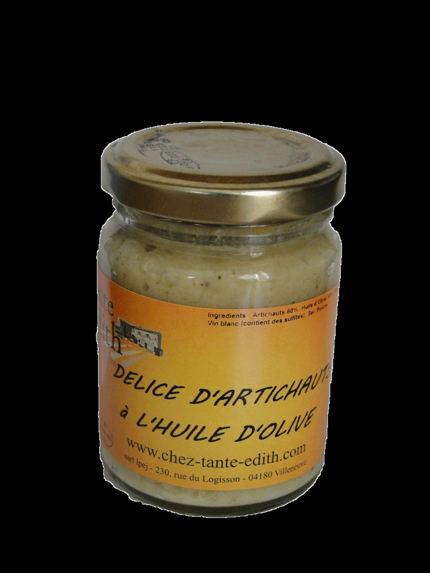 Délice d'Artichauts - Product - fr