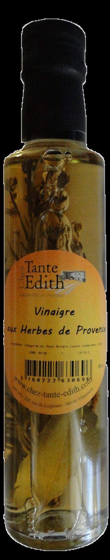 Vinaigre aux Herbes de Provence - Product - fr