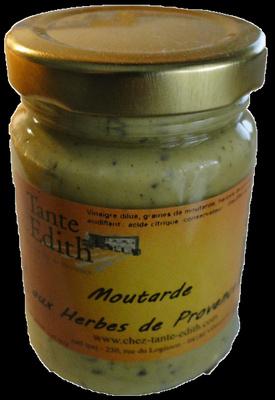 Moutarde aux Herbes de Provence - Product - fr
