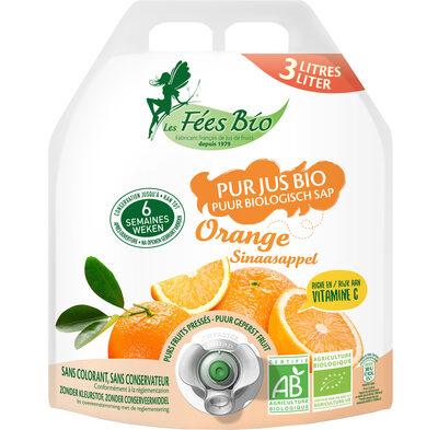 Pur jus  orange bio - Ingrediënten - fr