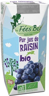 Jus De Raisin Rouge Tetra - Product - fr