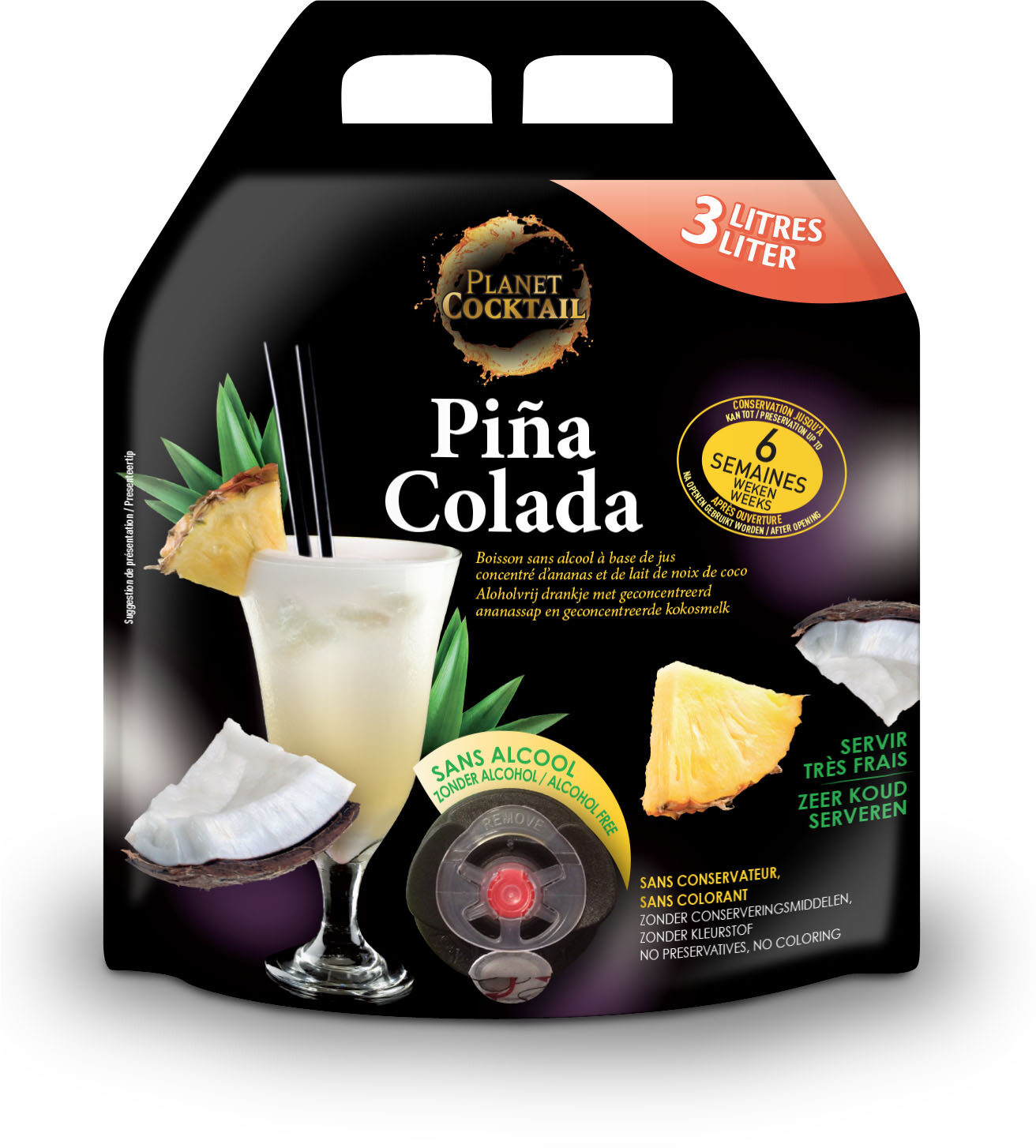 Pina colada - Product - fr