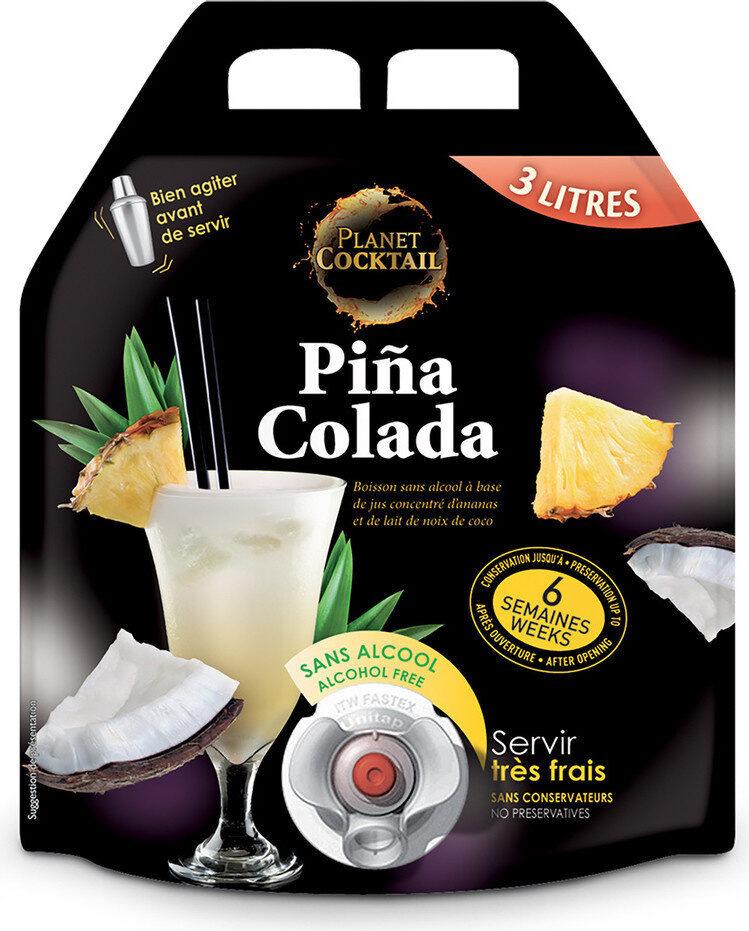Virgin Pina Colada cocktail sans alcool Yummix - Product - fr