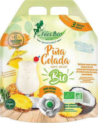 Piña Colada Bio sans alcool - Produit - fr