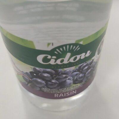 Jus de Raisin - Product - fr
