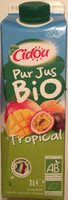 Pur jus tropical bio - Product - fr