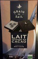 Lait intense en cacao - Produit - fr