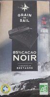 Chocolat noir - Produkt - fr