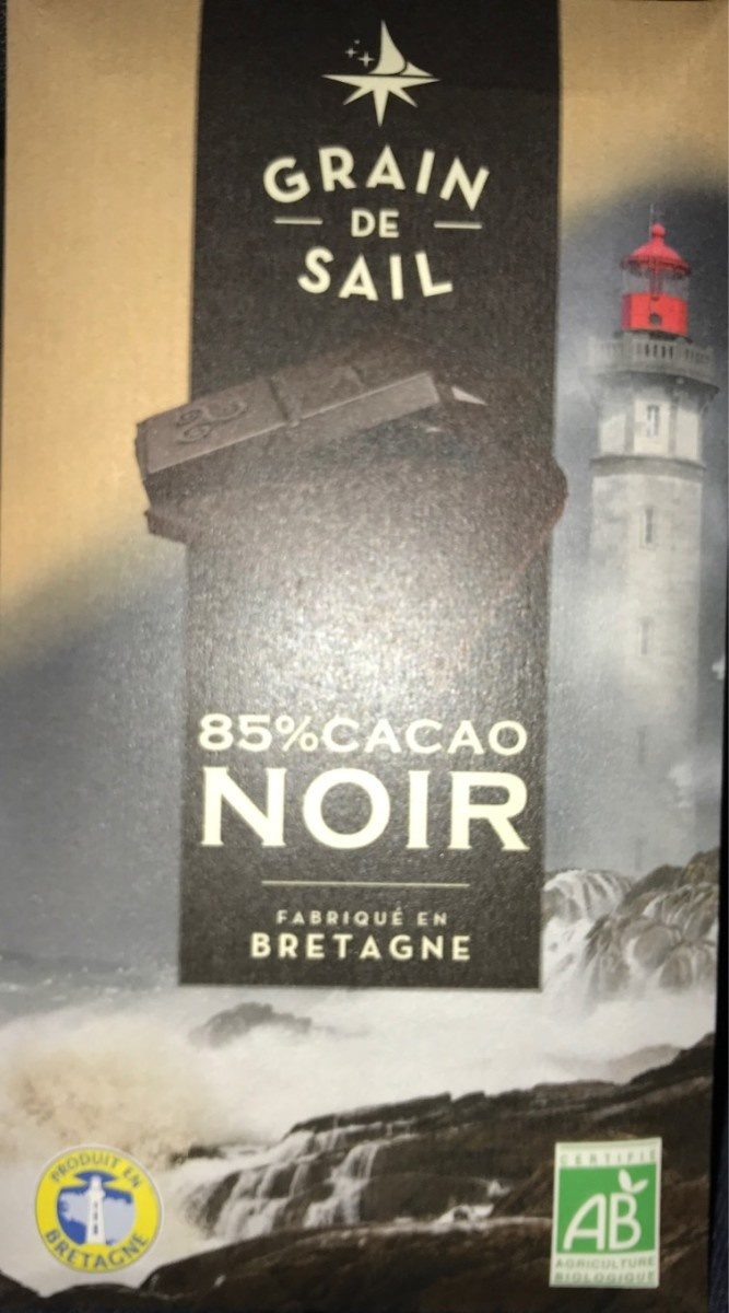 Noir 85% cacao - Product