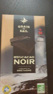 85% cacao noir grain de sail - Produkt - fr