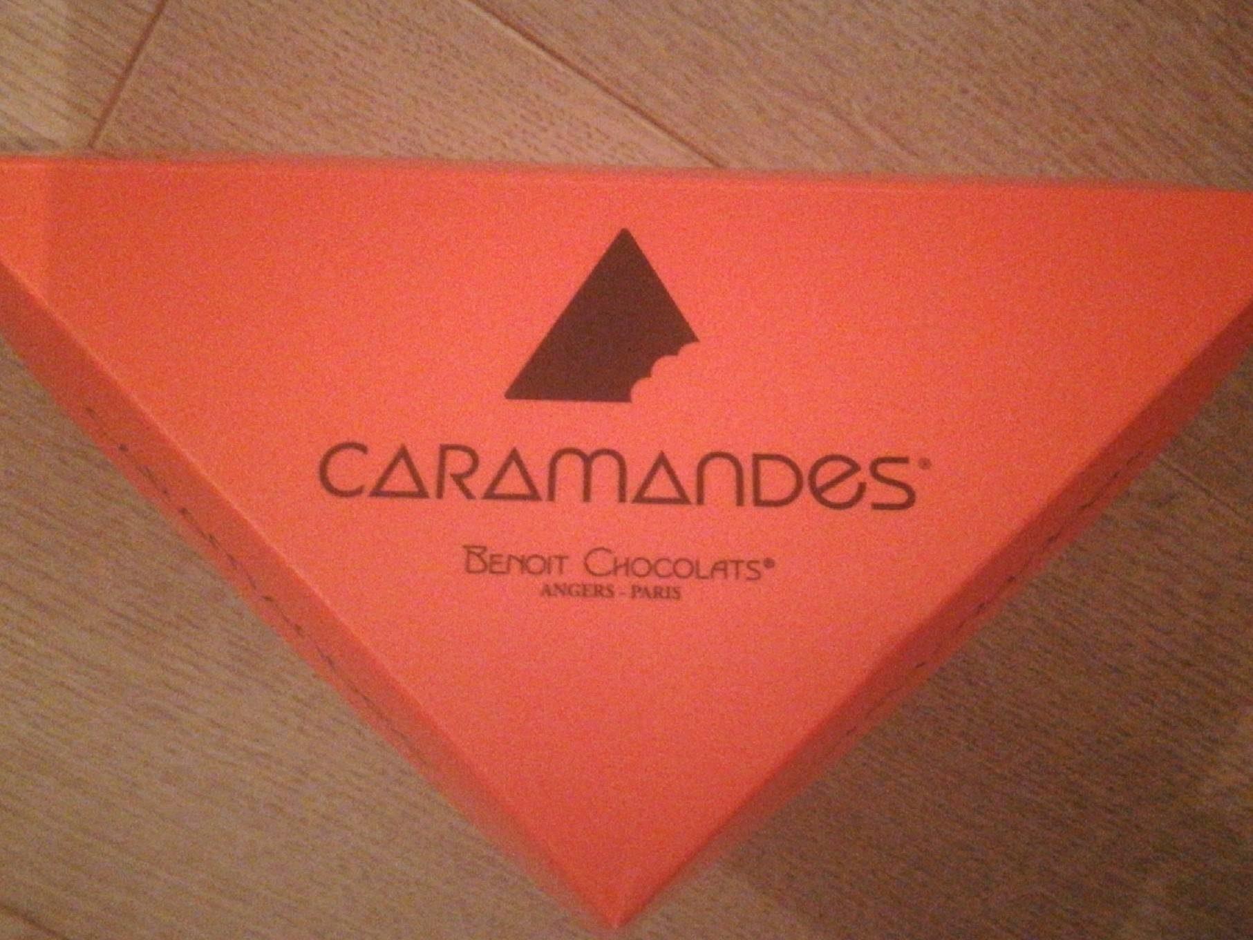 Caramandes - Produit - fr