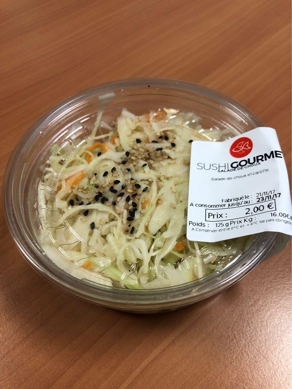 Salade de Choux - Produit - fr