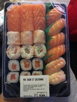 Mix sushi et california - Product