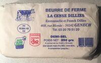 Beurre de ferme - Product - fr