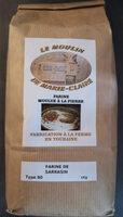 Farine de sarrasin - Produit - fr