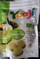 Yooji - 24 galets de purée courgettes bio - Product