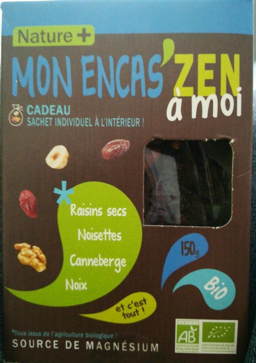 MON ENCAS'ZEN à moi - Produit