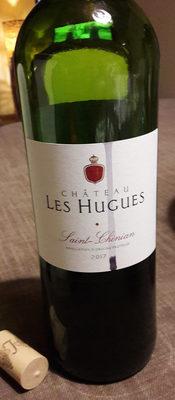 Châtea Les Hugues Saint-Chinian - Product - fr
