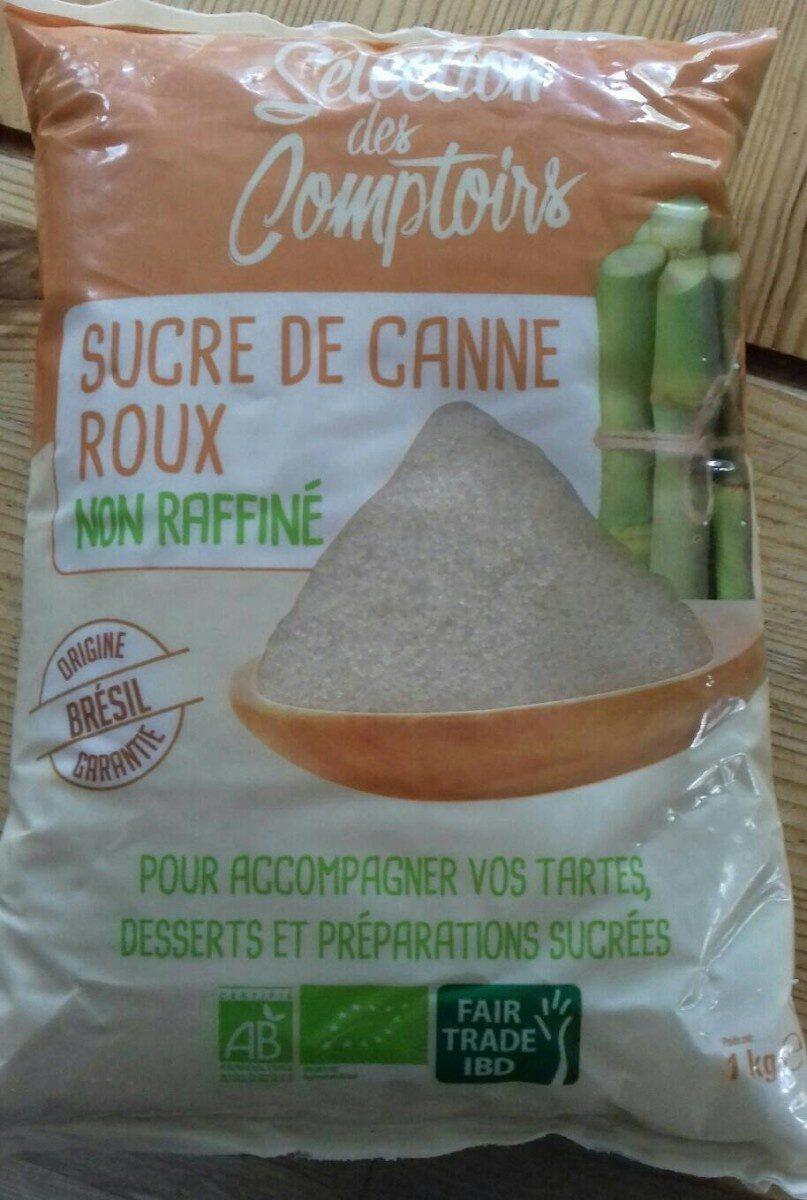 Sucre de canne roux - Product - fr