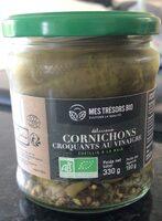 Cornichons croquants au vinaigre - Product - fr