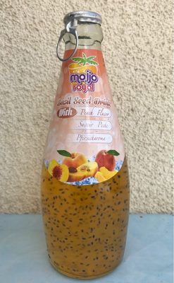 Basil Seed Drink - Product