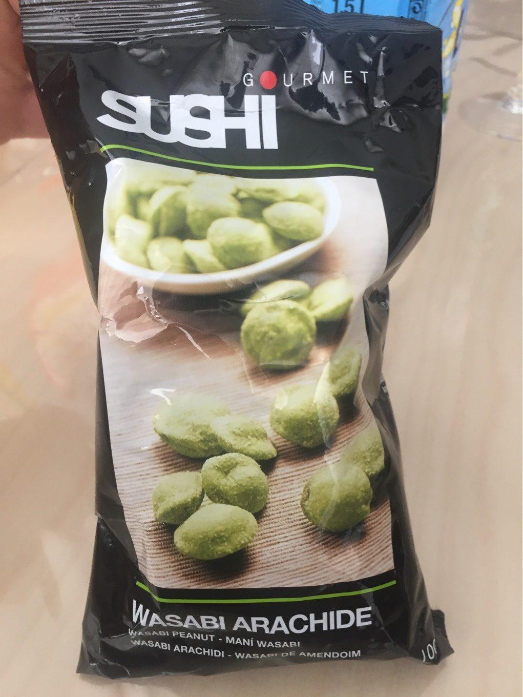 Wasabi arachide - Produit - fr