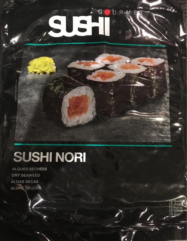 Sushi Nori - Produit - fr