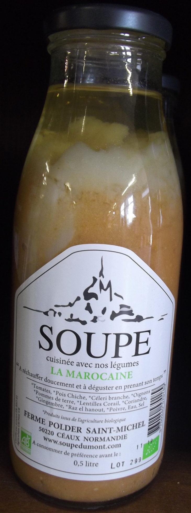 Soupe à la Marocaine - Product