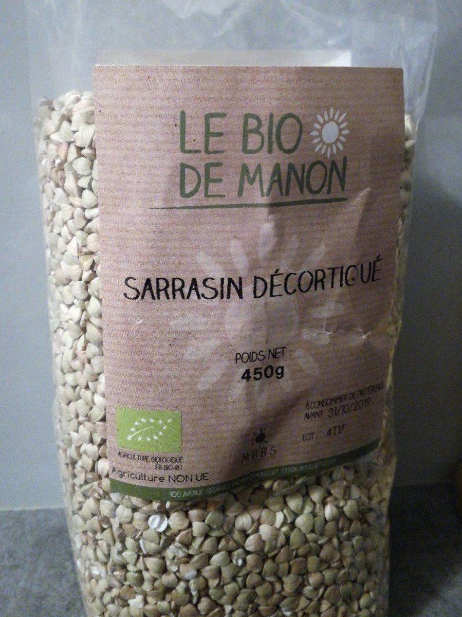 Sarrasin décortiqué - Produit - fr