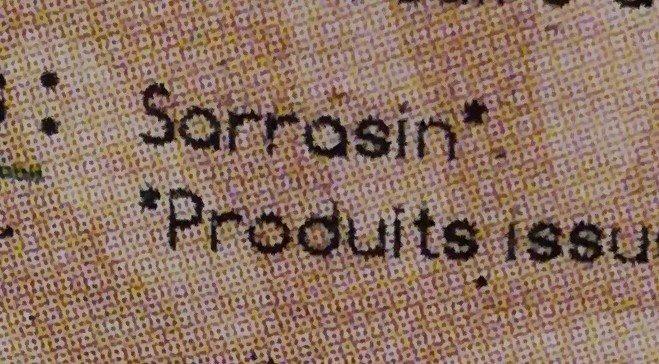 Sarrasin décortiqué - Ingrédients - fr