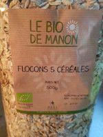 Flocons 5 céréales - Product - fr