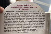 Yaourt brebis CORSICA - Ingrédients - fr