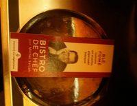 Blé fumé comme un risotto, piperade basque - Product