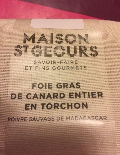 Foie gras de canard entier en torchon - Product - fr