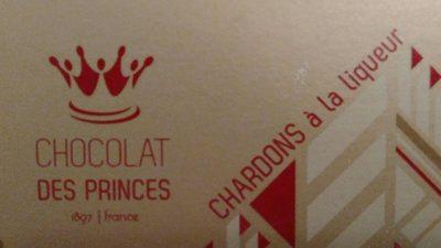 Chardons à la liqueur - Product