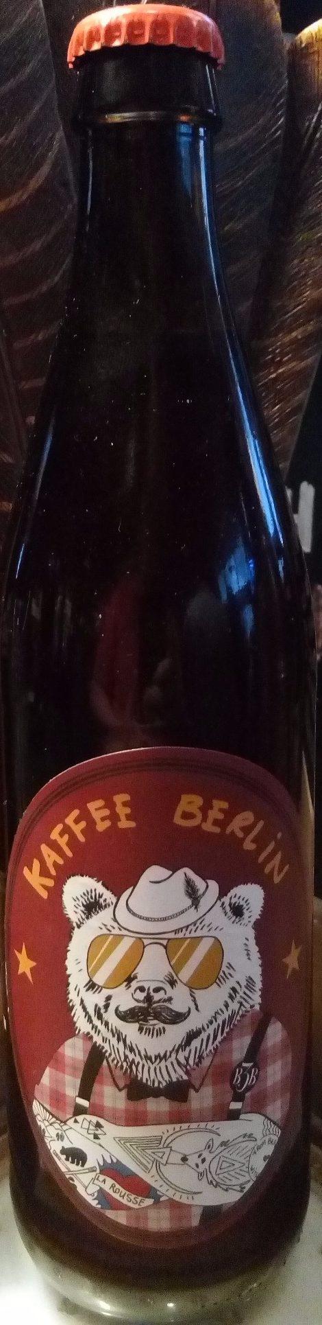 Kaffee Berlin - Produkt - fr