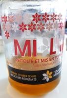 Miel fleurs - Produit - fr