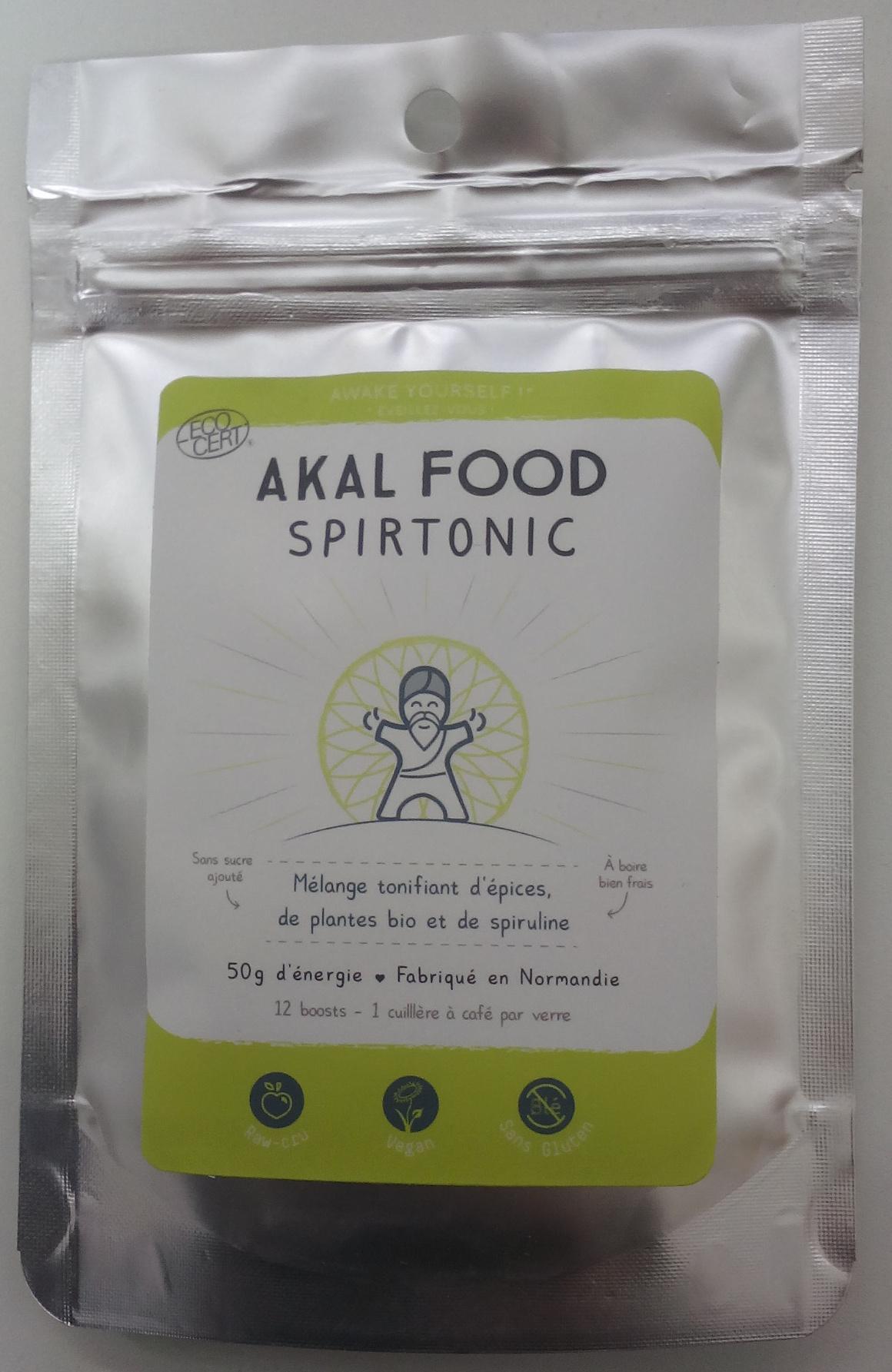 Spirtonic - Product - fr