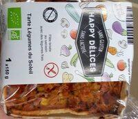 Tarte légumes du soleil - Product - fr