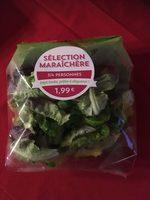 Sélection maraîchère - Salade - Product - fr