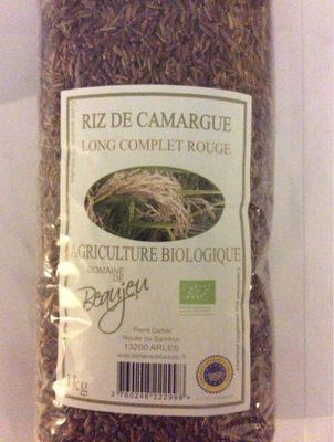 Riz de camargue - Produit - fr