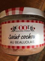 Saint cochon au Beaujolais - Produit