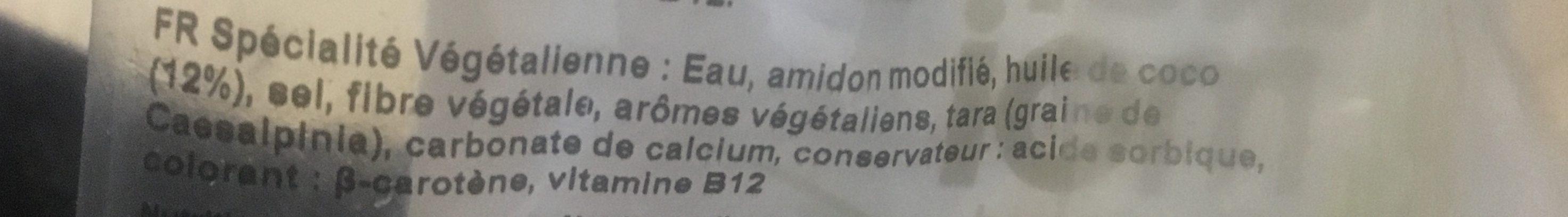 Moi Dairy Free Vegan Classic - Ingrédients