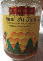 Miel du Jura - Produit - fr