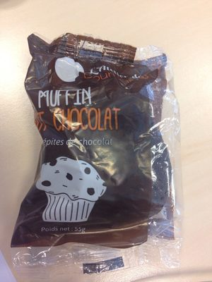 Muffin chocolat - Product - fr
