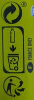 Fabulous Muscat doux - Instruction de recyclage et/ou informations d'emballage - fr