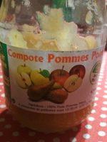 Compote pommes poires - Product - fr