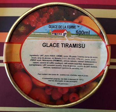 Glace Tiramisu - Produit